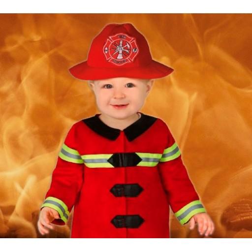 Disfraces de bomberos para bebé
