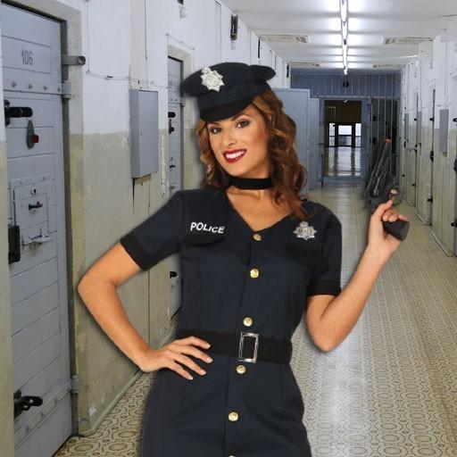 Disfraces de policías para mujer