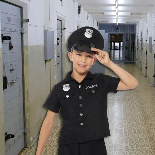 Disfraces de policías para niño
