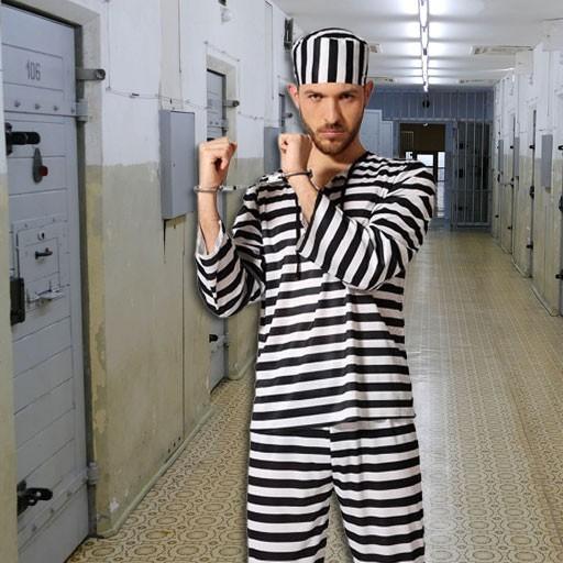 Disfraces de presos para hombre
