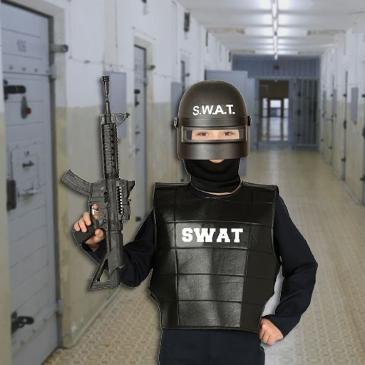 Accesorios policías y presos