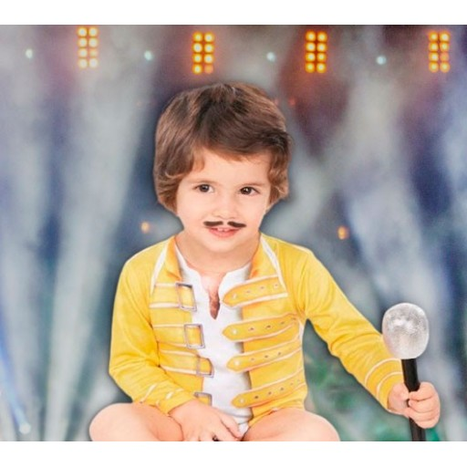 Disfraces de cantantes para bebé