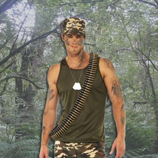 Disfraces de militares y soldados para hombre
