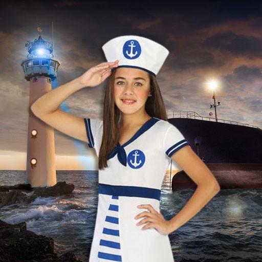 Disfraces de marineras para niña