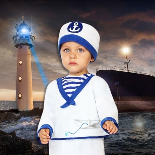 Disfraces de marineros para bebé