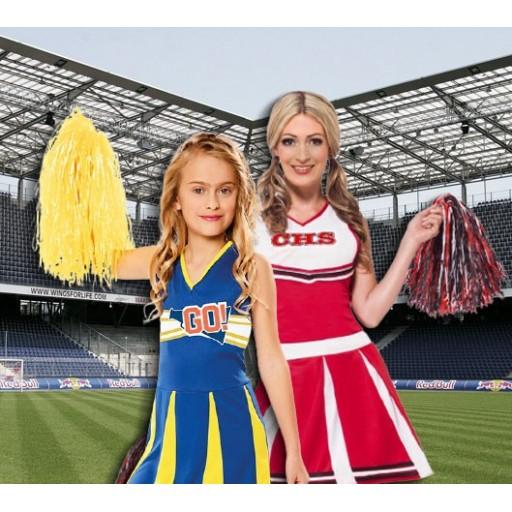 Disfraces de animadoras o cheerleaders
