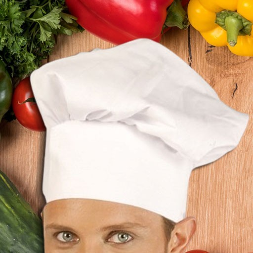 Accesorios cocineros y chefs