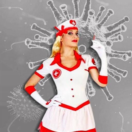 Disfraces de médicos y enfermeras para mujer