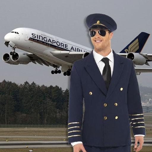 Disfraces de pilotos y aviadores para hombre