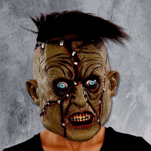 Máscaras de monstruo