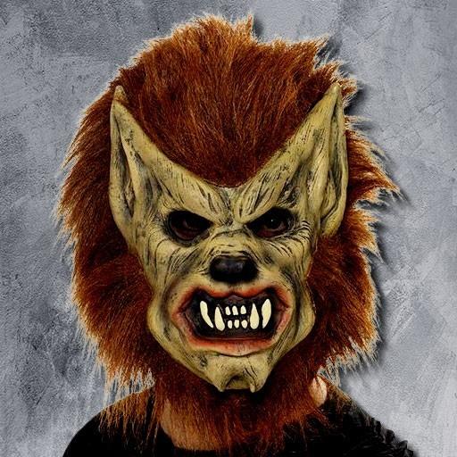Máscaras de hombre lobo