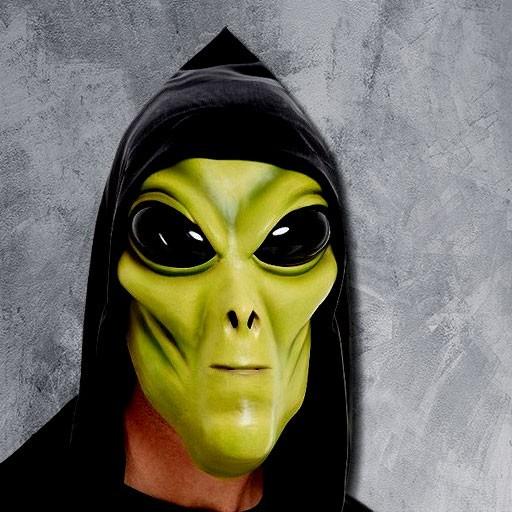 Máscaras de alien