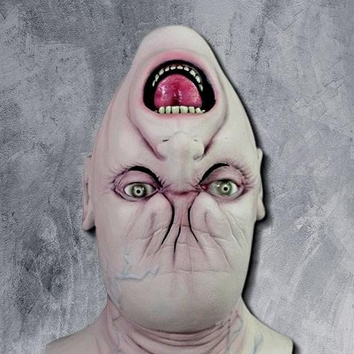 Máscaras de Halloween originales