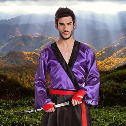 Disfraces de samuráis