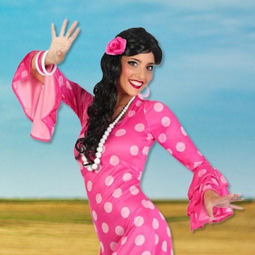 Disfraces y trajes de flamenca y sevillana