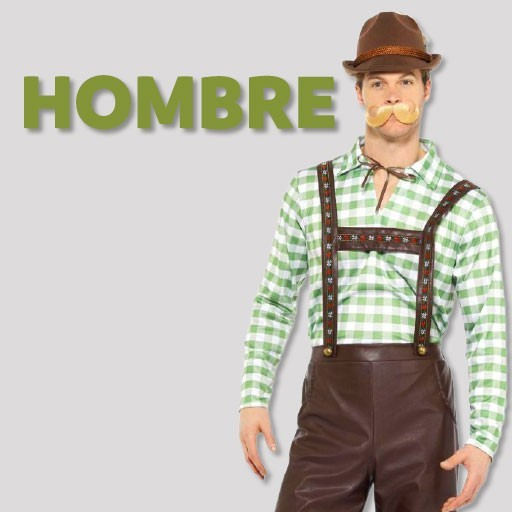 Disfraces de tiroleses / Oktoberfest para hombre