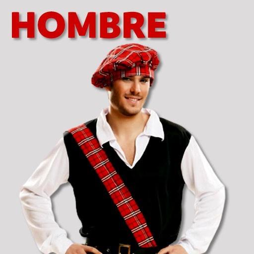 Disfraces de escoceses para hombre