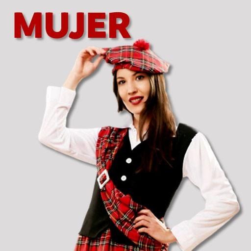 Disfraces de escoceses para mujer