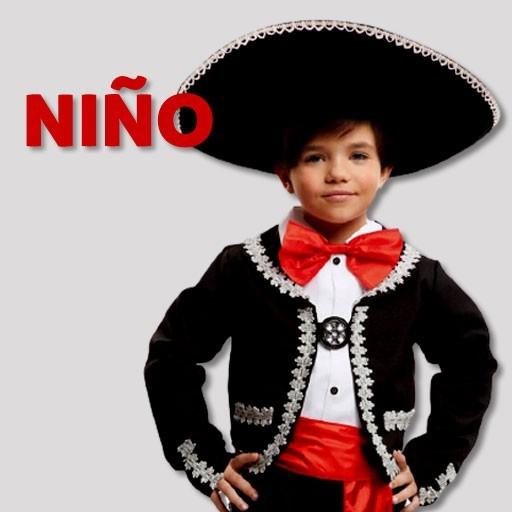 Disfraces de mexicanos para niño