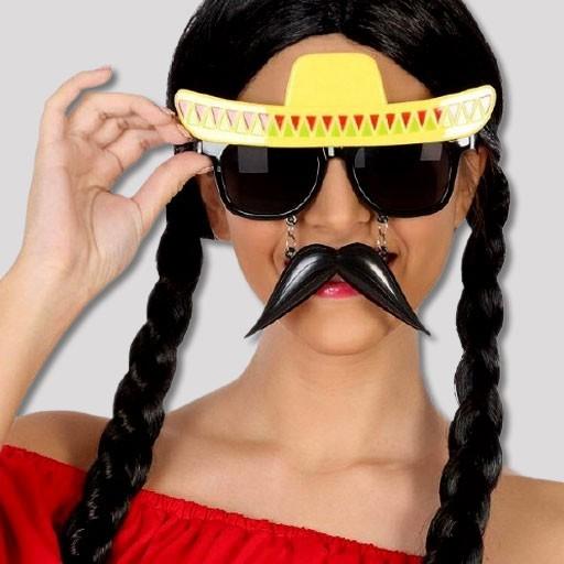 Accesorios disfraces mexicanos