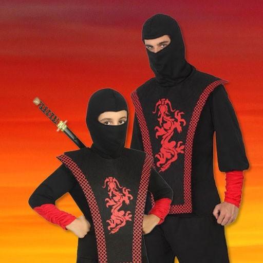Disfraces de ninjas