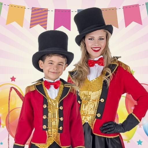 Disfraces de domador de circo