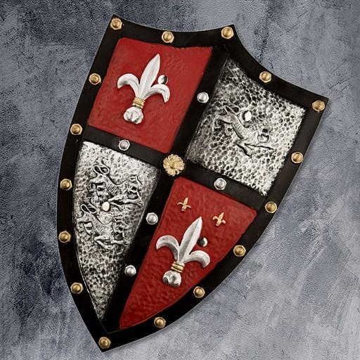 Armas y escudos para disfraz