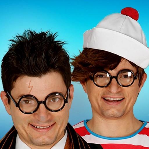 Gafas para disfraces