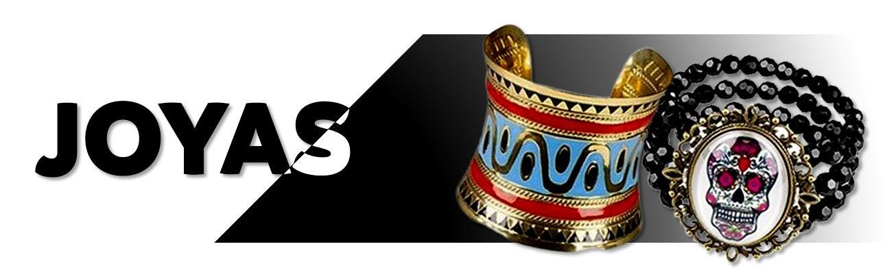 Joyas para disfraces | Disfraces Antifaz, tienda de disfraces online