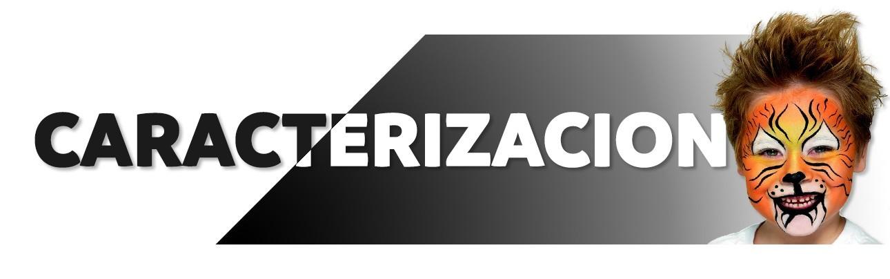 Caracterización para disfraces | Disfraces Antifaz, tienda de disfraces online